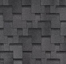Черепица Шинглас КФинская Аккорд цвет Серый