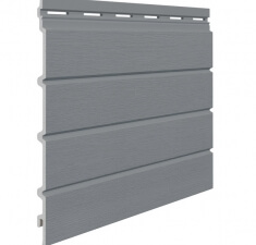 Quartz Grey, четверная панель