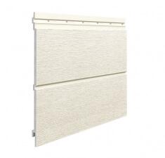 White, панель двойная