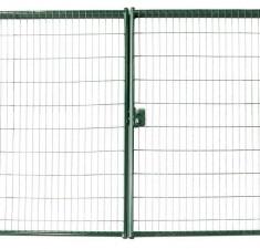 Ворота Medium Lock 1,03x3,5 RAL 6005
