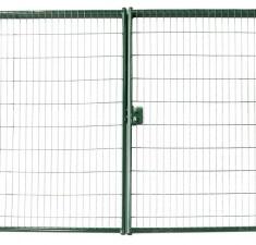 Ворота Medium Lock 1,73x3,5 RAL 6005