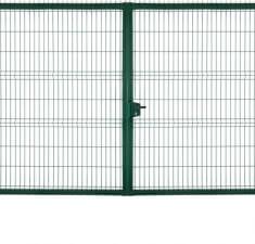Ворота Profi Lock 1,53x4,0 RAL 6005