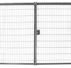 Ворота Profi Lock 2,03x3,0 RAL 7040
