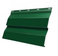Корабельная Доска 0,265 GL 0,5 Quarzit с пленкой RAL 6005 зеленый мох