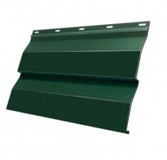 Корабельная Доска 0,265 GL 0,5 Velur20 с пленкой RAL 6020 хромовая зелень