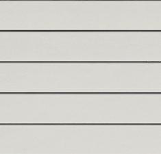 Сайдинг Cedral Click, цвет белый минерал