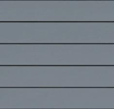 Сайдинг Cedral Click, цвет голубой океан