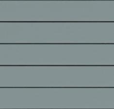 Сайдинг Cedral Click, цвет прозрачный океан