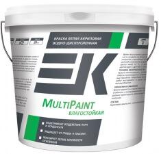 EK MultiPaint влагостойкая