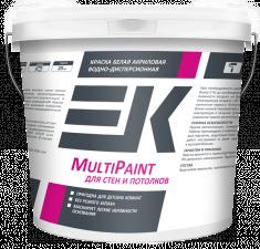 EK MultiPaint для стен и потолков
