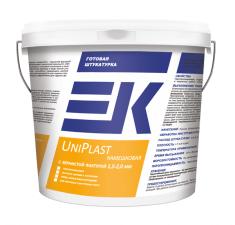 EK UniPlast камешковая 1,5-2,0 мм
