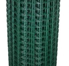 Сетка Jarditor 3,0Х50Х50мм 2,0х25м зеленый RAL 6005
