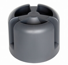Серый (RAL 7024)