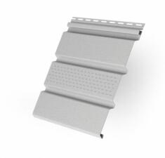 Софит T3 частично перфорированный Grand Line 3,0 белый (slim)