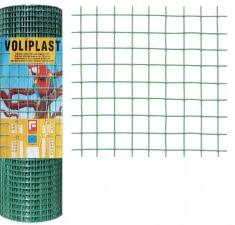 Сетка Voliplast 2,2Х50Х50мм 1,5х20м зеленый RAL 6005
