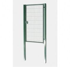 Калитка Medium Lock 2,03х1 RAL 6005
