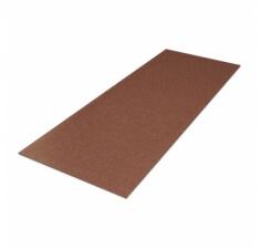 Лист плоский Lux_Cl Rom малый (450мм) мокко