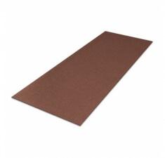 Лист плоский Lux_Cl Rom большой (600мм) мокко