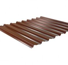 Панель Премиум 860х1600мм коричневый RAL 8017