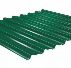 Панель Премиум 860х1970мм зеленый RAL 6005