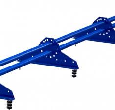 Снегозадержатель NEW трубчатый Grand Line RAL 5005 3м