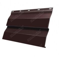 Корабельная Доска 0,265 0,45 Drap с пленкой RAL 8017 шоколад
