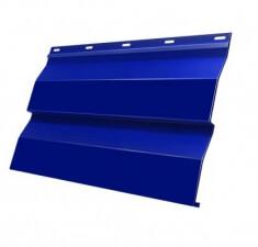 Корабельная Доска 0,265 0,45 PE с пленкой RAL 5002 ультрамариново-синий