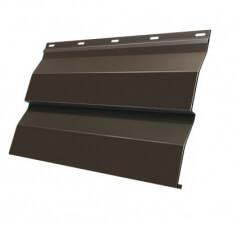Корабельная Доска 0,265 0,5 Satin с пленкой RR 32 темно-коричневый
