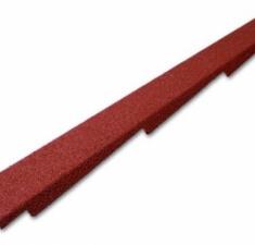 Планка торцевая левая Lux_Cl Rom бордо