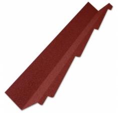 Планка примыкания левая Lux_Cl Rom бордо