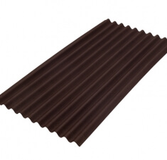 Лист smart коричневый